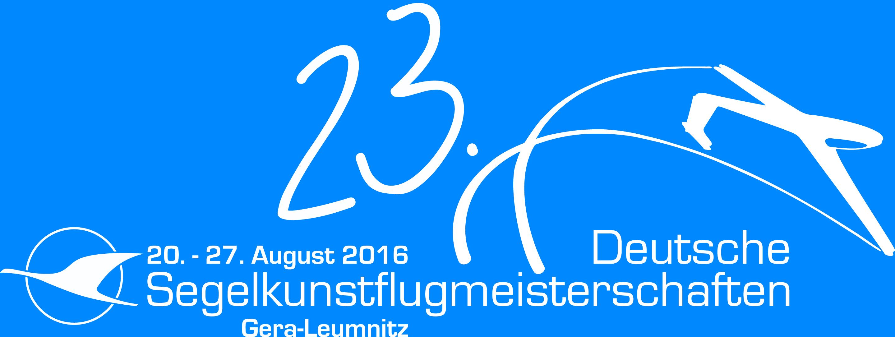 Deutsche Segelkunstflug-Meisterschaft 2016
